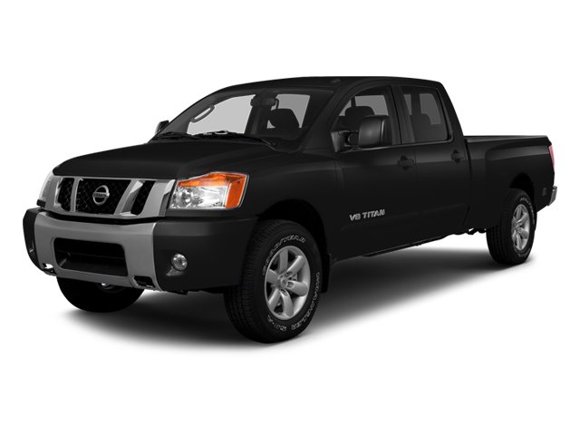 2014 Nissan Titan PRO-4X 4WD Crew Cab SWB PRO-4X Regular Unleaded V-8 5.6 L/339 [1]
