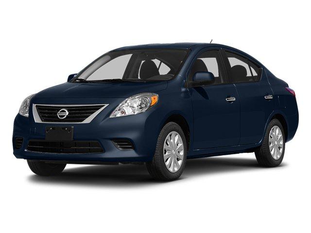 2014 Nissan Versa SV 4dr Sdn CVT 1.6 SV Regular Unleaded I-4 1.6 L/98 [0]