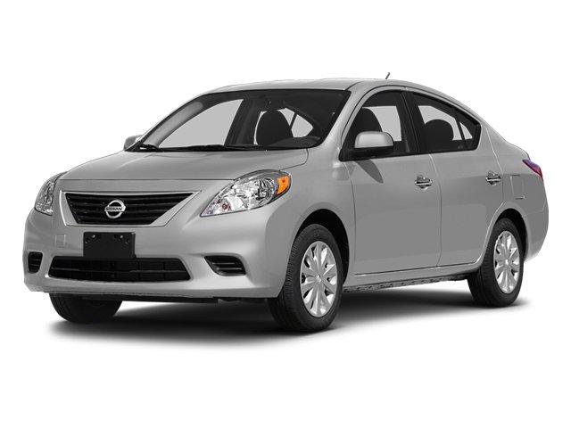 2014 Nissan Versa SV 4dr Sdn CVT 1.6 SV Regular Unleaded I-4 1.6 L/98 [13]