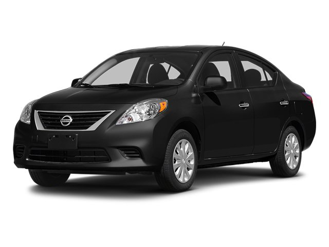 2014 Nissan Versa SV 4dr Sdn CVT 1.6 SV Regular Unleaded I-4 1.6 L/98 [4]
