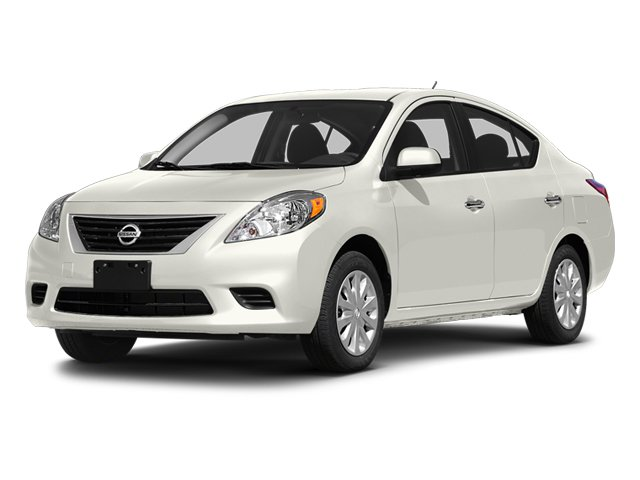 2014 Nissan Versa SV 4dr Sdn CVT 1.6 SV Regular Unleaded I-4 1.6 L/98 [1]