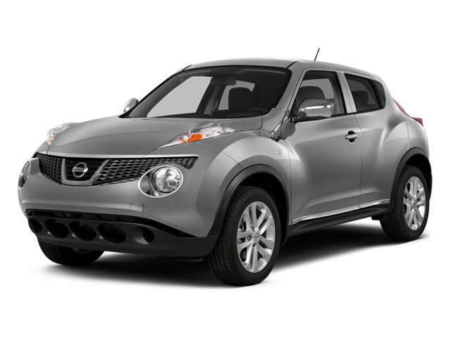 2014 Nissan JUKE SV 5dr Wgn CVT SV AWD Intercooled Turbo Premium Unleaded I-4 1.6 L/99 [1]