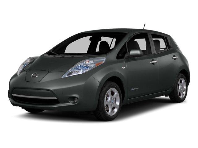 2014 Nissan LEAF SV 4dr HB SV Electric [34]