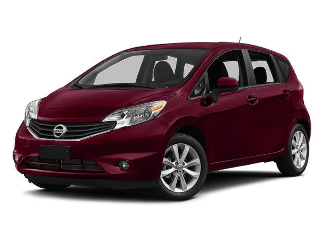 2014 Nissan Versa Note SV 5dr HB CVT 1.6 SV Regular Unleaded I-4 1.6 L/98 [21]