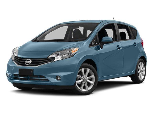 2014 Nissan Versa Note SV 5dr HB CVT 1.6 SV Regular Unleaded I-4 1.6 L/98 [7]