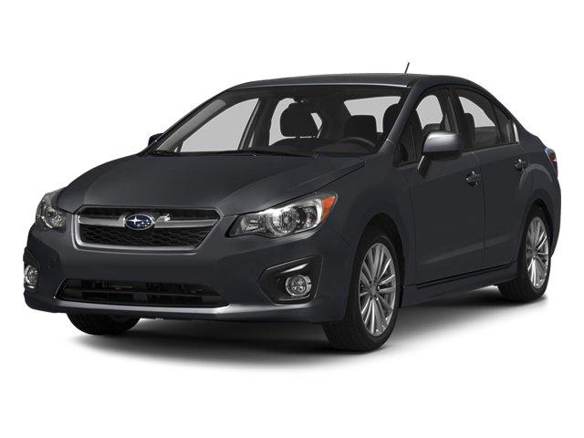 2014 Subaru Impreza Sedan 2.0I