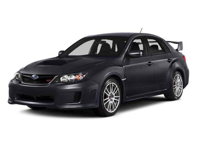 2014 Subaru Impreza Sedan WRX WRX STI 4dr Man WRX STI Intercooled Turbo Premium Unleaded H-4 2.5 L/150 [2]