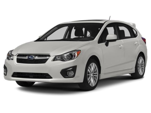 2014 Subaru Impreza Wagon 2.0i Sport Premium 5dr Auto 2.0i Sport Premium Regular Unleaded H-4 2.0 L/122 [7]