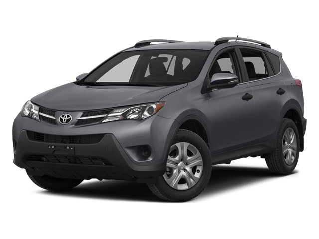 2014 Toyota RAV4 XLE FWD 4dr XLE Regular Unleaded I-4 2.5 L/152 [0]