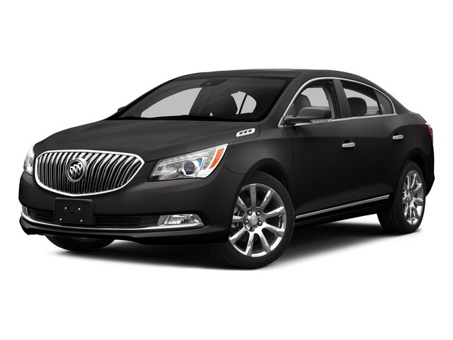 2015 Buick LaCrosse Leather 4dr Sdn Leather FWD Gas V6 3.6L/217 [3]