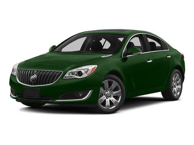 2015 Buick Regal Turbo