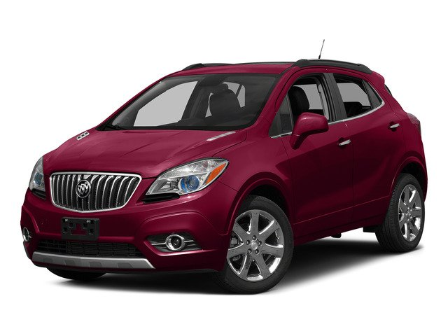 2015 Buick Encore Base FWD FWD 4dr Turbocharged I4 1.4/83 [1]