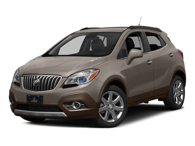 2015 Buick Encore Convenience FWD 4dr Convenience Turbocharged I4 1.4/83 [2]