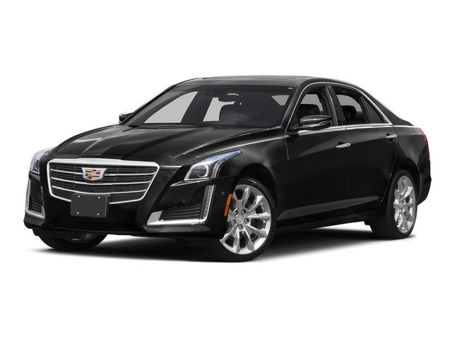 2015 Cadillac CTS Sedan RWD 4dr Sdn 2.0L Turbo RWD Turbocharged Gas I4 2.0L/122 [5]