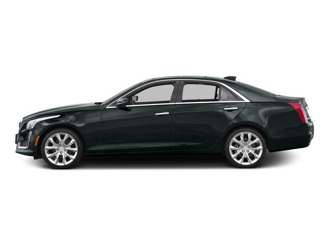 2015 Cadillac CTS Sedan Luxury RWD TRANSMISSION  8-SPEED AUTOMATIC  STD PHANTOM GRAY METALLIC W