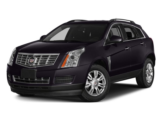 2015 Cadillac SRX Luxury Collection FWD 4dr Luxury Collection Gas V6 3.6L/217 [0]