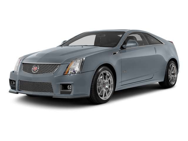 2015 Cadillac CTS-V Coupe 2dr Cpe Gas V8 6.2L/376 [1]