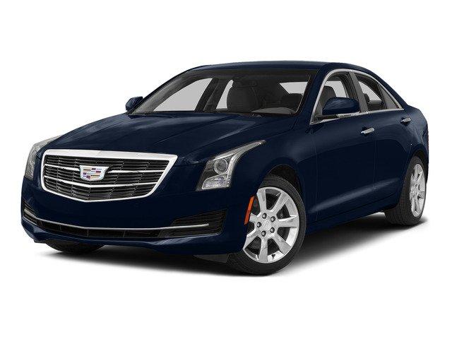 2015 Cadillac ATS Sedan Standard RWD 4dr Sdn 2.0L Standard RWD Turbocharged Gas I4 2.0L/122 [6]