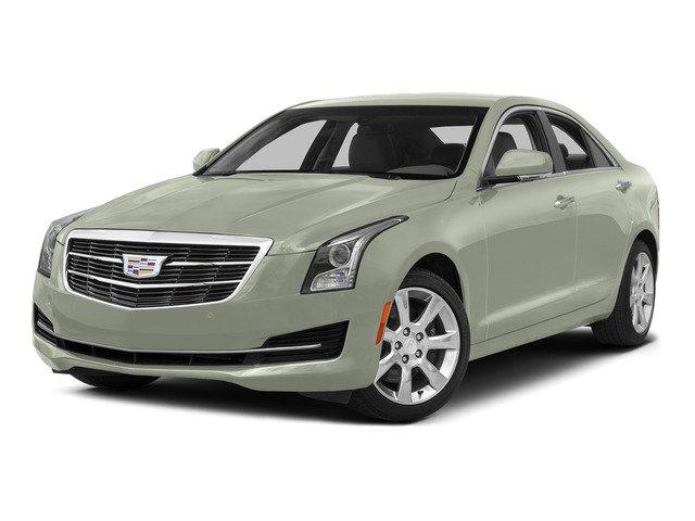 2015 Cadillac ATS Sedan Luxury RWD 4dr Sdn 3.6L Luxury RWD Gas V6 3.6L/217 [8]