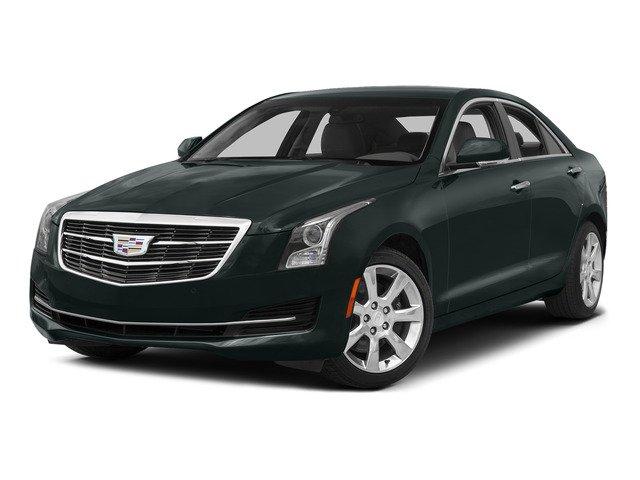 2015 Cadillac ATS Sedan Standard RWD 4dr Sdn 2.5L Standard RWD Gas I4 2.5L/150 [6]