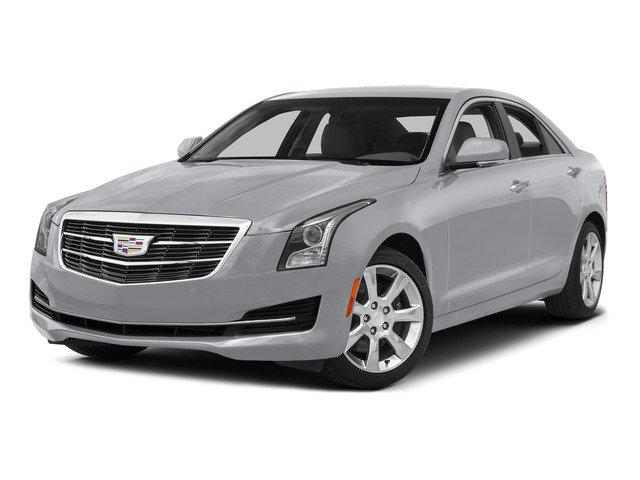 2015 Cadillac ATS Sedan Luxury RWD 4dr Sdn 2.0L Luxury RWD Turbocharged Gas I4 2.0L/122 [9]