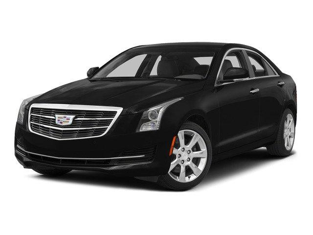 2015 Cadillac ATS Sedan Standard RWD 4dr Sdn 2.0L Standard RWD Turbocharged Gas I4 2.0L/122 [5]
