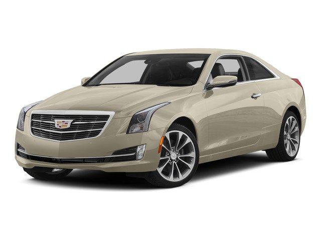 2015 Cadillac ATS Coupe Luxury RWD 2dr Cpe 2.0L Luxury RWD Turbocharged Gas I4 2.0L/122 [0]