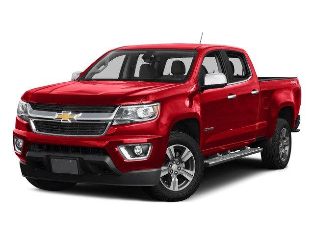 """2015 Chevrolet Colorado 2WD LT 2WD Crew Cab 128.3"""" LT Gas I4 2.5L/150 [5]"""
