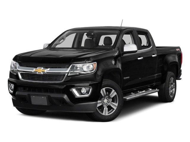 "2015 Chevrolet Colorado 2WD LT 2WD Crew Cab 140.5"" LT Gas V6 3.6L/217 [15]"