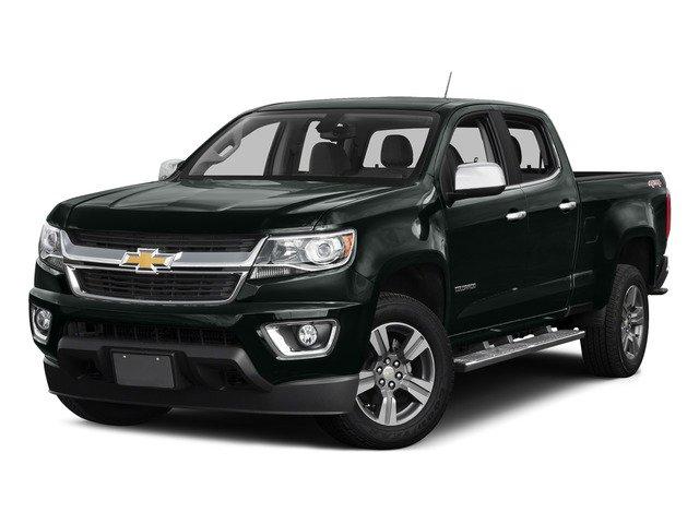 "2015 Chevrolet Colorado 2WD Z71 2WD Crew Cab 128.3"" Z71 Gas V6 3.6L/217 [2]"