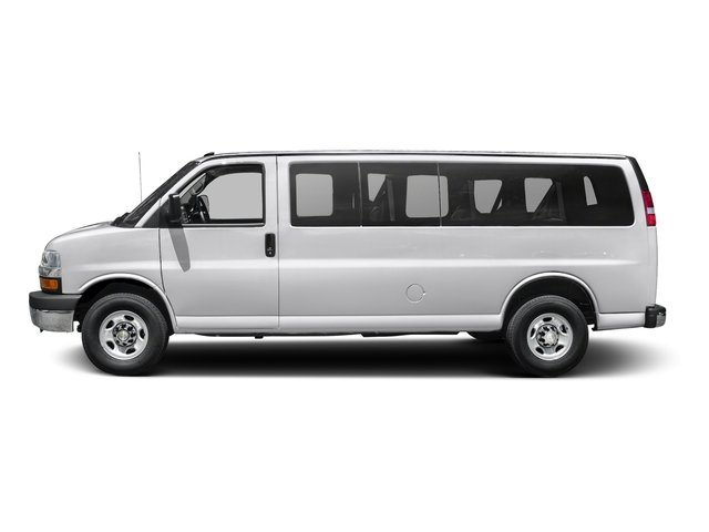 2015 Chevrolet Express Passenger LT REAR AXLE  342 RATIO SEATING  12-PASSENGER  2-3-3-4 SEATING