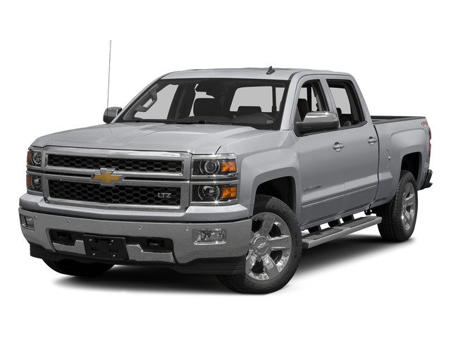 """2015 Chevrolet Silverado 1500 LT 4WD Crew Cab 143.5"""" LT w/1LT Gas V8 5.3L/325 [4]"""