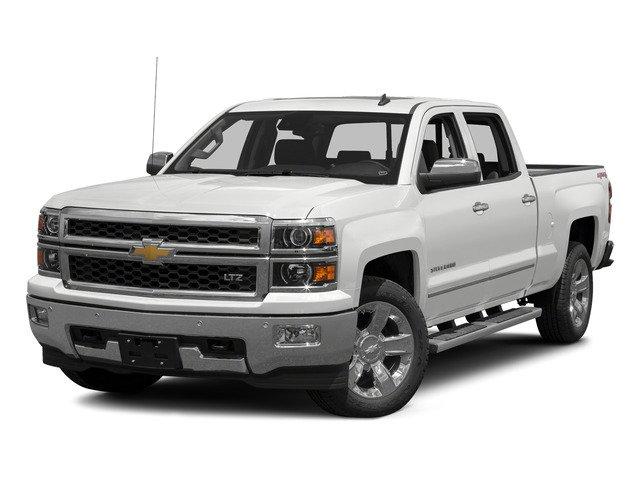 "2015 Chevrolet Silverado 1500 Work Truck 4WD Crew Cab 143.5"" Work Truck Gas V8 5.3L/325 [5]"