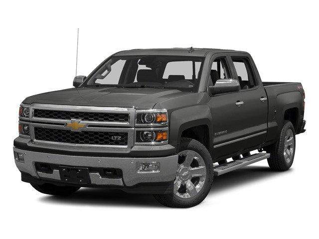 """2015 Chevrolet Silverado 1500 Work Truck 2WD Crew Cab 143.5"""" Work Truck Gas/Ethanol V6 4.3L/262 [3]"""