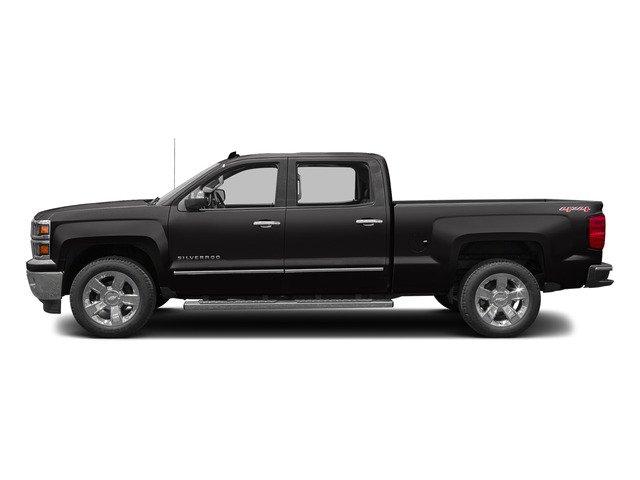 2015 Chevrolet Silverado 1500 LT TIRES  P27555R20 ALL-SEASON  BLACKWALL DIFFERENTIAL  HEAVY-DUTY
