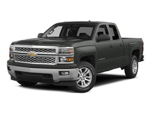 "2015 Chevrolet Silverado 1500 LT 4WD Double Cab 143.5"" LT w/2LT Gas V8 5.3L/325 [1]"