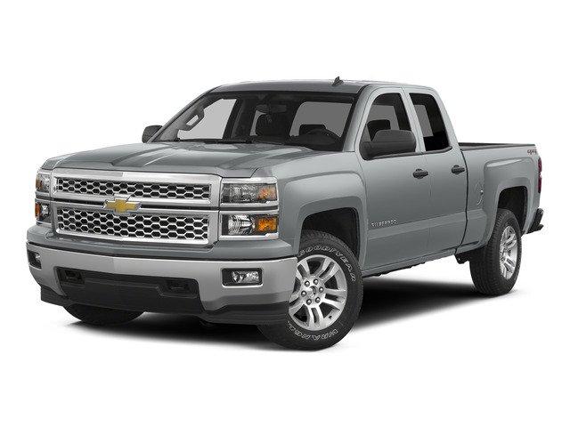 """2015 CHEVROLET SILVERADO 1500 Work Truck 2WD Double Cab 143.5"""" Work Truck Gas/Ethanol V6 4.3L/262 [2]"""