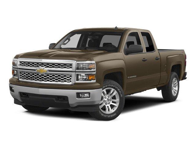 "2015 Chevrolet Silverado 1500 LT 4WD Double Cab 143.5"" LT w/2LT Gas V8 5.3L/325 [5]"