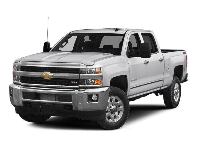 """2015 Chevrolet Silverado 2500HD Built After Aug 14 LT 2WD Crew Cab 153.7"""" LT Gas/Ethanol V8 6.0L/366 [26]"""