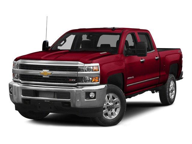 """2015 Chevrolet Silverado 2500HD Built After Aug 14 LTZ 4WD Crew Cab 153.7"""" LTZ Gas/Ethanol V8 6.0L/366 [9]"""