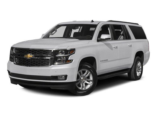 2015 Chevrolet Suburban LT 2WD 4dr LT Gas/Ethanol V8 5.3L/ [2]