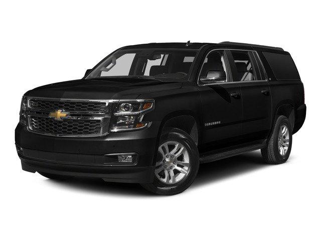 2015 Chevrolet Suburban LT 2WD 4dr LT Gas/Ethanol V8 5.3L/ [0]
