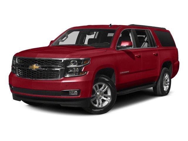 2015 Chevrolet Suburban LT 2WD 4dr LT Gas/Ethanol V8 5.3L/ [35]