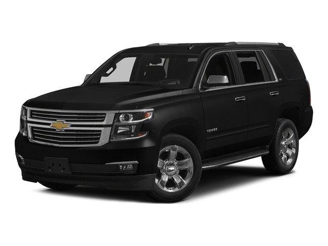 2015 Chevrolet Tahoe LTZ 4WD 4dr LTZ Gas/Ethanol V8 5.3L/ [1]