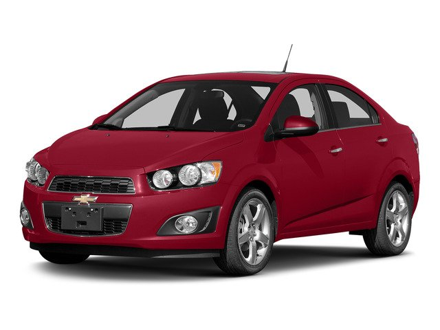 2015 Chevrolet Sonic LTZ 4dr Sdn Auto LTZ Turbocharged Gas I4 1.4L/83 [3]