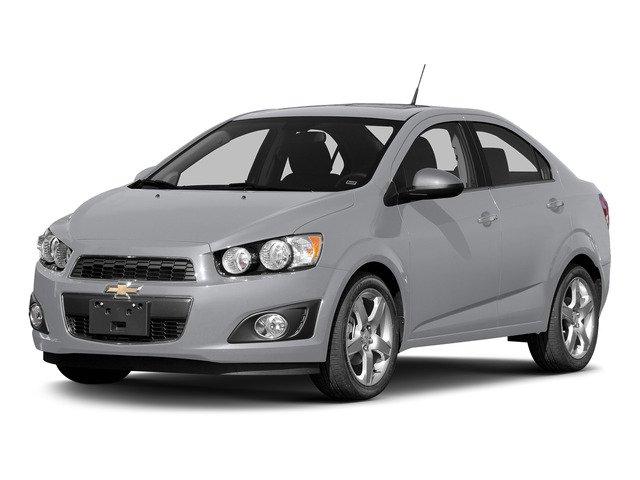 2015 Chevrolet Sonic LS 4dr Sdn Auto LS Gas I4 1.8L/110 [11]