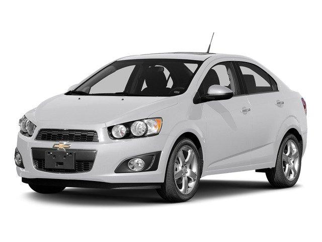 2015 Chevrolet Sonic LS 4dr Sdn Auto LS Gas I4 1.8L/110 [0]