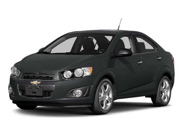 2015 Chevrolet Sonic LT 4dr Sdn Auto LT Turbocharged Gas I4 1.4L/83 [0]