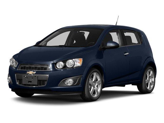 2015 Chevrolet Sonic LS 5dr HB Manual LS Gas I4 1.8L/110 [1]
