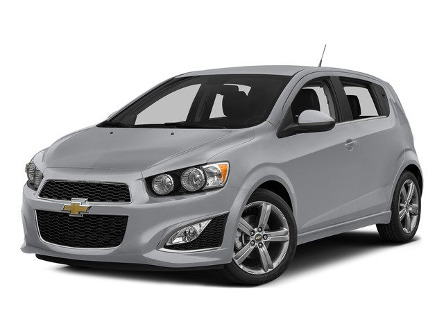 2015 Chevrolet Sonic RS